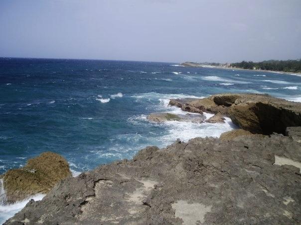 Jacinto's Well (Pozo de Jacinto) in Isabela, Puerto Rico