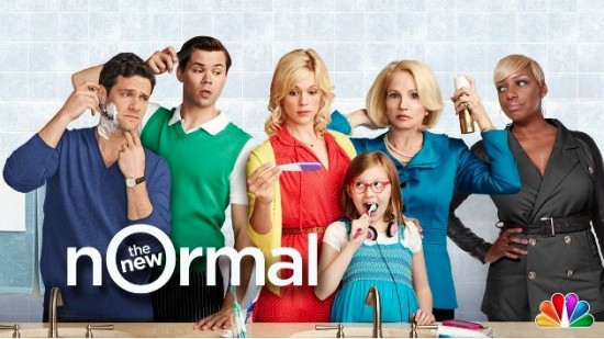 "Cast of ""The New Normal"""