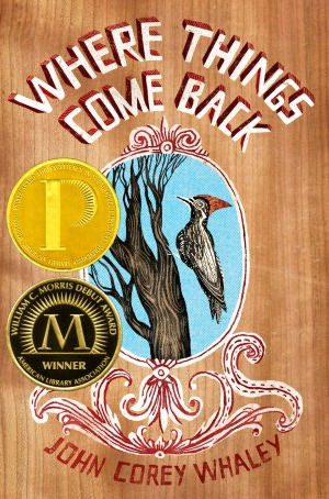Front Cover of John Corey Whaley's Where Things Come Back
