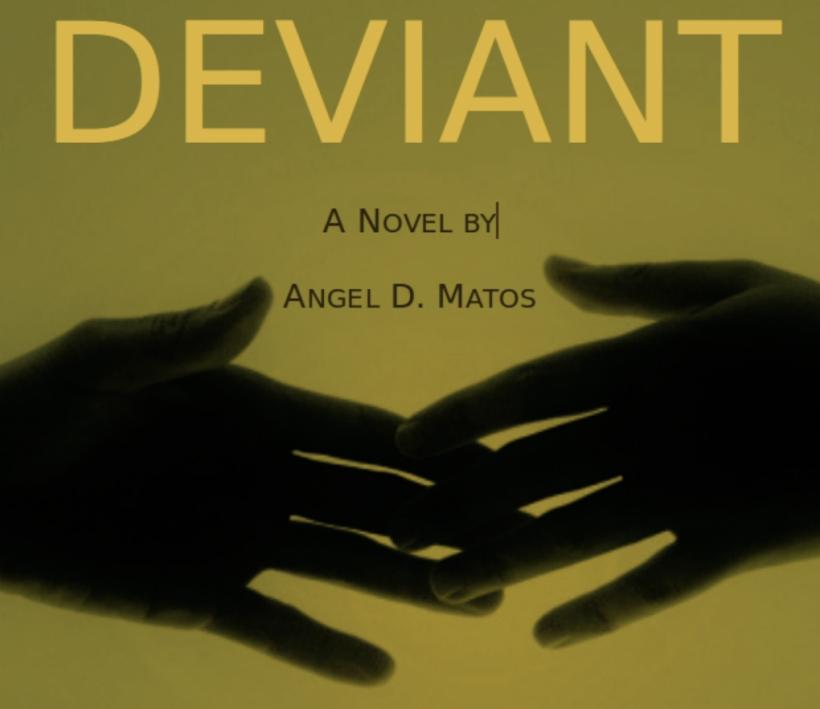 Deviant Cover Angel Matos