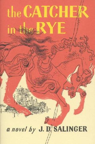 Front cover of J.D. Salinger's The Catcher in the Rye