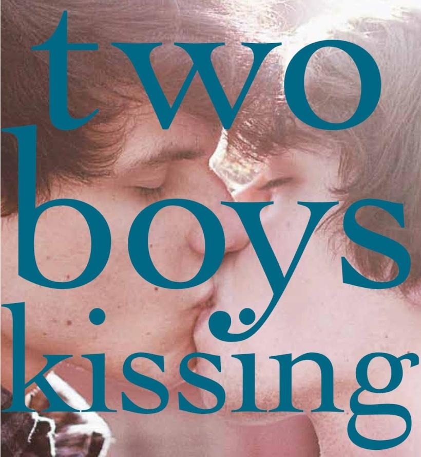 Levithan Two Boys Kissing