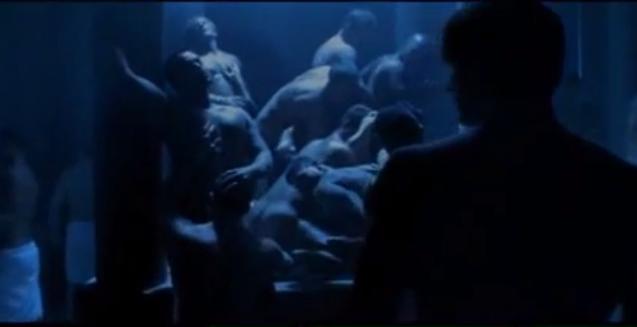 Bath houses gay