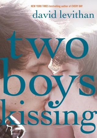 Front cover of David Levithan's Two Boys Kissing