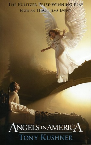 Front cover of Tony Kushner's Angels in America (Millennium Approaches and Perestroika)