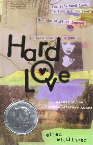 Front cover of Ellen Wittlinger's Hard Love