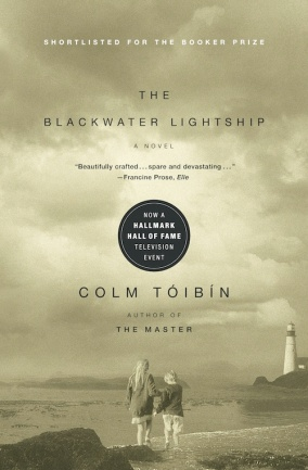 Front cover of Colm Tóibín's The Blackwater Nightship (2004 edition)