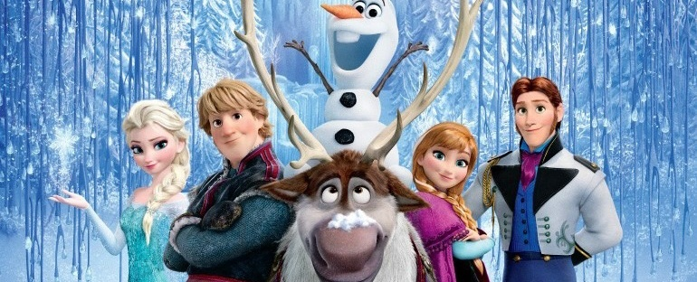 Conceal, Don't Feel: A Queer Reading of Disney's [Frozen] – Angel ...
