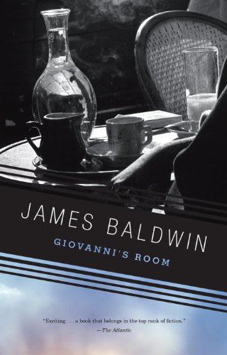 Front cover of James Baldwin's Giovanni's Room (2013 Vintage Edition)