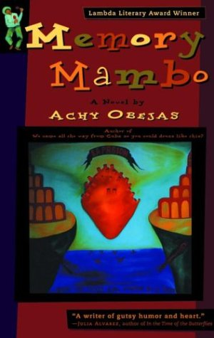 Front cover of Achy Obejas' Memory Mambo (1996)