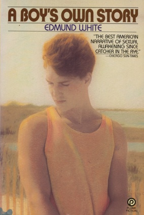 Front cover of Edmund White's A Boy's Own Story (1982)
