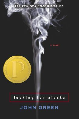 Front cover of John Green's Looking for Alaska (2005)
